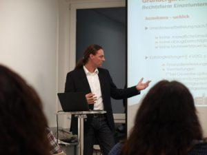 Roland Hirth berät zur Existenzgründung als Heilpraktiker, Berater und Coach