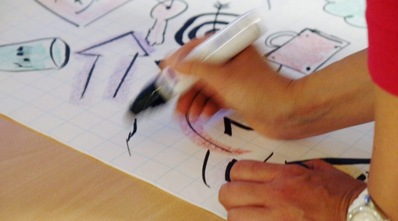 Kreativität und Freude