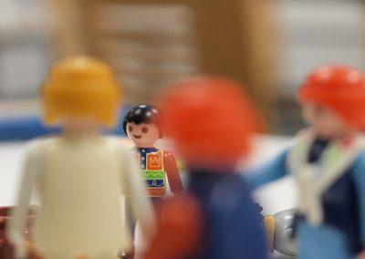 Systemische Aufstellung mit Figuren
