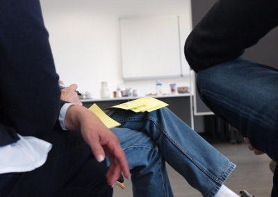 Gruppenarbeit im Jahreskurs Systemische Praxis