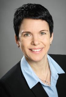Ute Weber ist Dozentin in der change active AKADEMIE